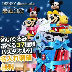 おむつケーキ ディズニー おすすめ通販